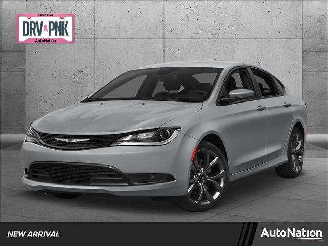 Used 2015 Chrysler 200 Limited with VIN 1C3CCCAB1FN746608 for sale in White Bear Lake, Minnesota