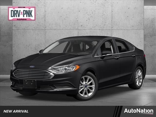 Used 2017 Ford Fusion SE with VIN 3FA6P0T90HR179660 for sale in White Bear Lake, Minnesota
