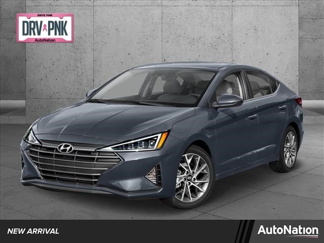 Used 2020 Hyundai Elantra Limited with VIN 5NPD84LF8LH568862 for sale in White Bear Lake, Minnesota