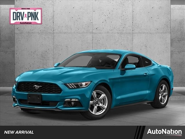 Used 2017 Ford Mustang EcoBoost with VIN 1FA6P8TH5H5301843 for sale in White Bear Lake, Minnesota