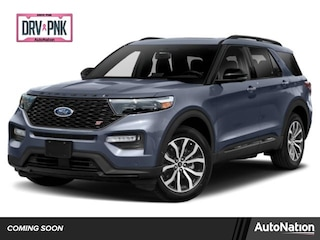 New 2021 Ford Explorer ST SUV for sale in White Bear Lake