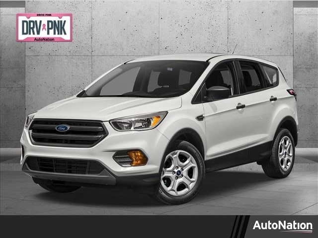 Used 2018 Ford Escape SE with VIN 1FMCU9GD7JUA29998 for sale in White Bear Lake, Minnesota