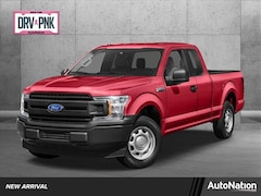 2018 Ford F-150 Lariat Truck SuperCab Styleside