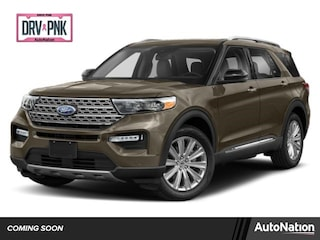 New 2021 Ford Explorer Limited SUV for sale in White Bear Lake