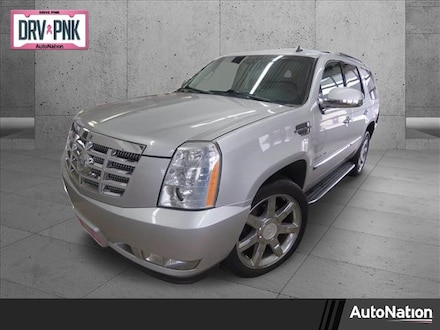 2010 CADILLAC Escalade Base SUV