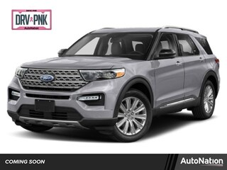 New 2021 Ford Explorer Base SUV for sale in White Bear Lake