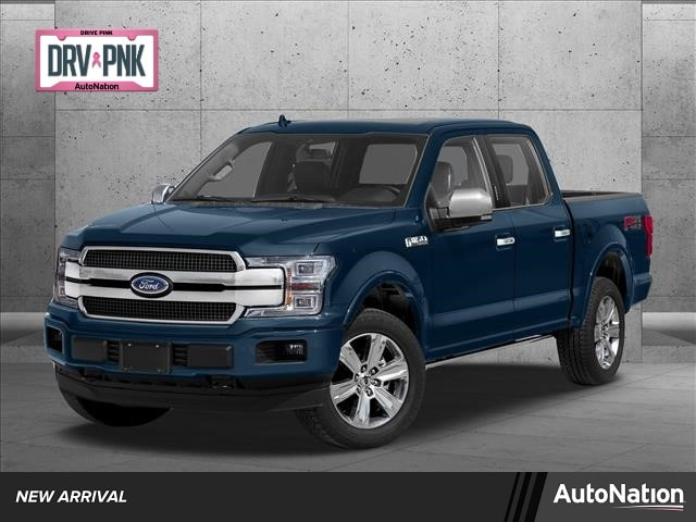 Used 2019 Ford F-150 Platinum with VIN 1FTEW1E49KFB04041 for sale in White Bear Lake, Minnesota