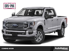 2021 Ford F-350 Limited Truck Crew Cab
