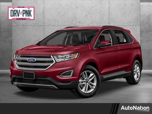 Used 2018 Ford Edge SEL with VIN 2FMPK4J90JBB13312 for sale in White Bear Lake, Minnesota