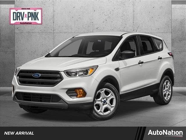 Used 2018 Ford Escape SE with VIN 1FMCU9GD2JUC13441 for sale in White Bear Lake, Minnesota
