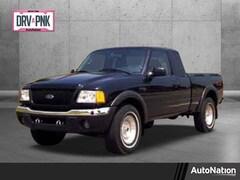 2002 Ford Ranger XL Fleet Truck Super Cab