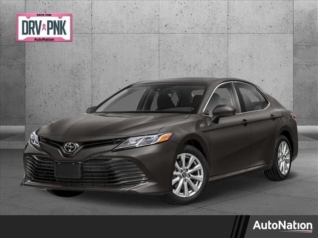 Used 2020 Toyota Camry LE with VIN 4T1C11AK2LU939840 for sale in White Bear Lake, Minnesota
