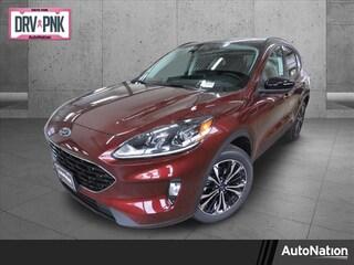 2021 Ford Escape SEL SUV