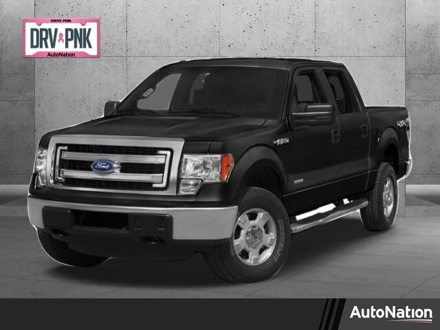 Used 2013 Ford F-150 XLT with VIN 1FTFW1EFXDKE06292 for sale in White Bear Lake, Minnesota
