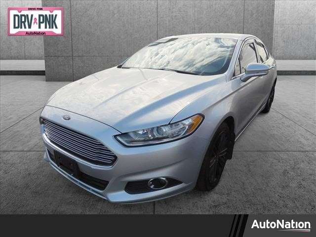 Used 2016 Ford Fusion SE with VIN 3FA6P0T94GR238918 for sale in White Bear Lake, Minnesota