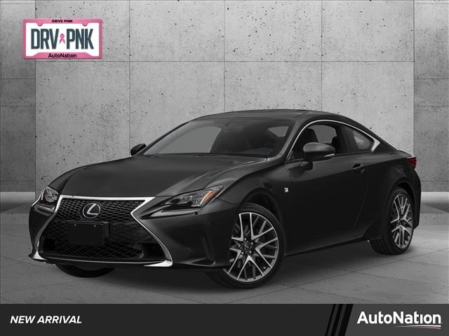 Used 2015 Lexus RC 350 with VIN JTHSE5BC5F5002593 for sale in White Bear Lake, Minnesota