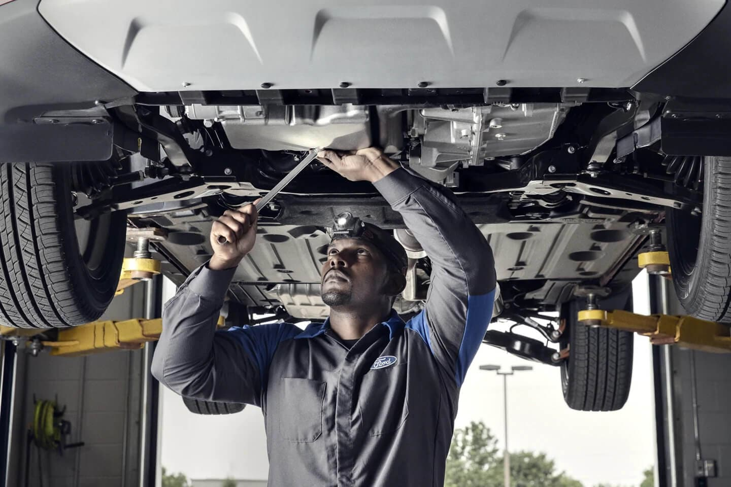 Ford certified technicians