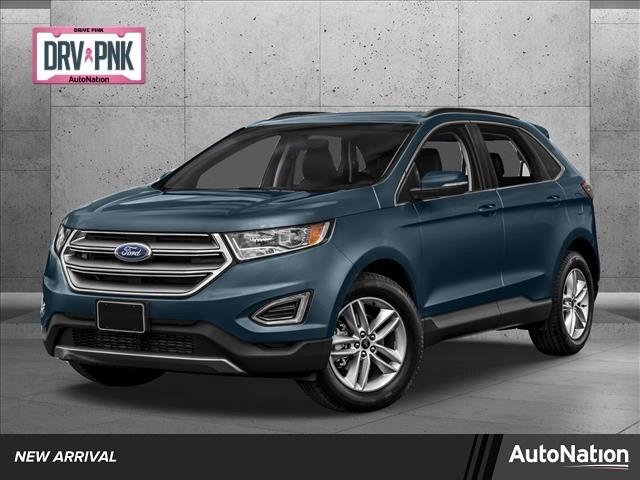 Used 2018 Ford Edge Titanium with VIN 2FMPK4K82JBC54906 for sale in White Bear Lake, Minnesota