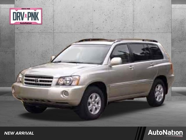 Used 2003 Toyota Highlander Limited with VIN JTEHF21A030119851 for sale in White Bear Lake, Minnesota
