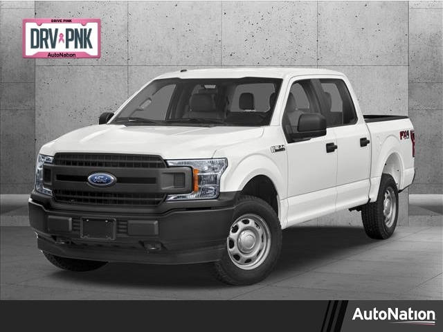 Used 2018 Ford F-150 XL with VIN 1FTEW1EB0JKC11130 for sale in White Bear Lake, Minnesota