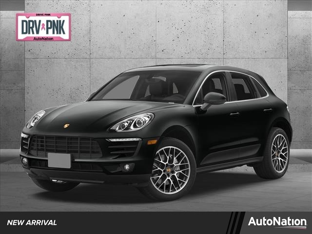 Used 2015 Porsche Macan Turbo with VIN WP1AF2A52FLB95100 for sale in White Bear Lake, Minnesota