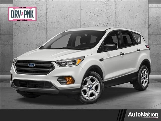 Used 2018 Ford Escape SEL with VIN 1FMCU0HD8JUA08765 for sale in White Bear Lake, Minnesota