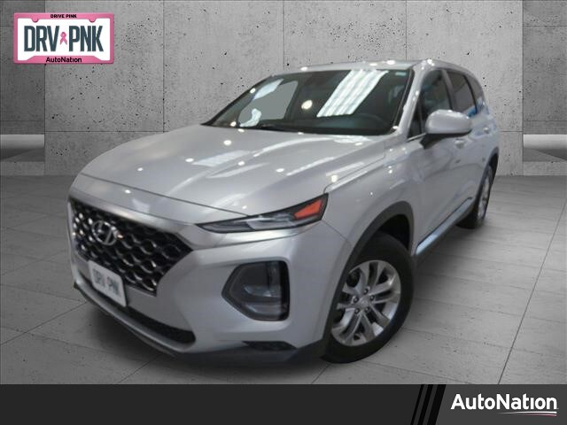 Used 2019 Hyundai Santa Fe SE with VIN 5NMS2CAD4KH100000 for sale in White Bear Lake, Minnesota