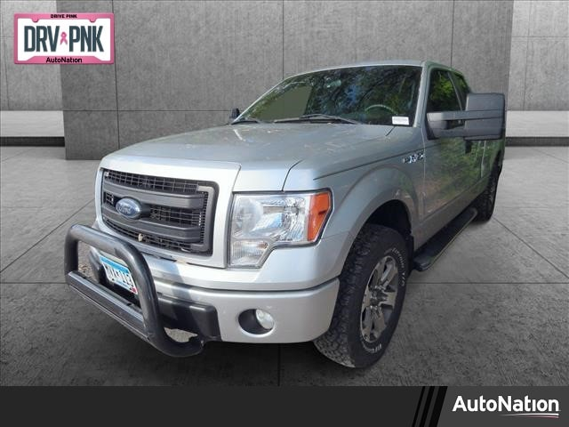 Used 2013 Ford F-150 STX with VIN 1FTFX1EF0DFD83384 for sale in White Bear Lake, Minnesota
