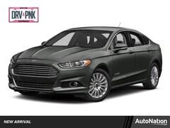 2016 Ford Fusion Hybrid S Hybrid Sedan