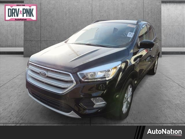 Used 2018 Ford Escape SE with VIN 1FMCU9GDXJUC02848 for sale in White Bear Lake, Minnesota