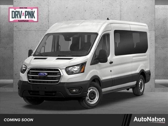 2021 Ford Transit-350 Passenger XL Wagon Medium Roof Van