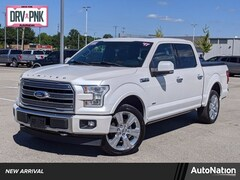 2017 Ford F-150 Limited Crew Cab Pickup