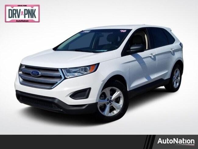2016 Ford Edge SE Sport Utility