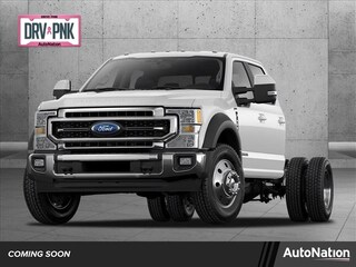 2022 Ford F-350 Chassis XL Truck Crew Cab