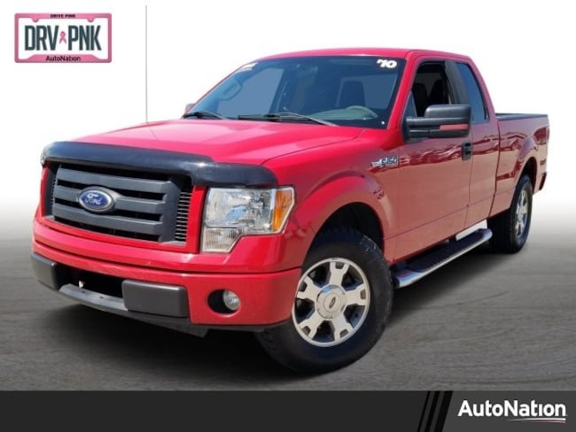 2010 Ford F-150 STX Extended Cab Pickup
