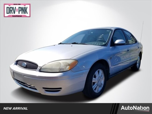 2004 Ford Taurus SEL 4dr Car