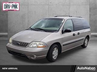 2003 Ford Windstar LX Mini-van Passenger