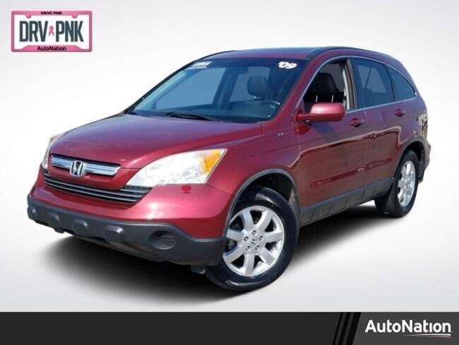 2009 Honda CR-V EX-L Sport Utility