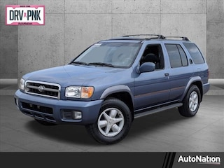 2001 Nissan Pathfinder LE Sport Utility