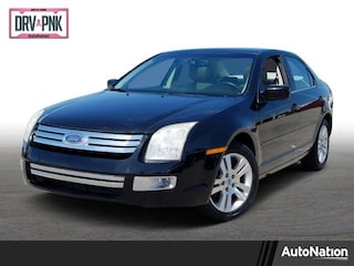 2007 Ford Fusion SEL 4dr Car