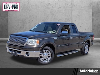 2008 Ford F-150 Lariat Extended Cab Pickup