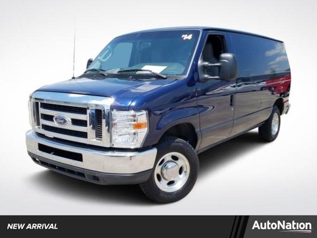 2014 Ford Econoline Cargo Van Commercial Full-size Cargo Van