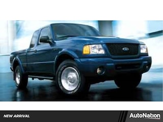 2003 Ford Ranger Edge Plus Extended Cab Pickup