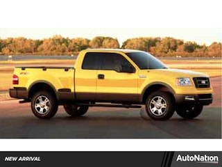 2004 Ford F-150 Lariat Extended Cab Pickup