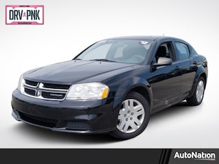 2012 Dodge Avenger SE 4dr Car
