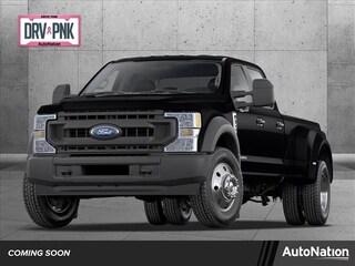 2022 Ford F-450 Platinum Truck Crew Cab