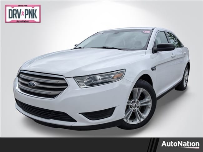 2016 Ford Taurus SE 4dr Car