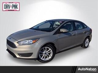 2015 Ford Focus SE 4dr Car