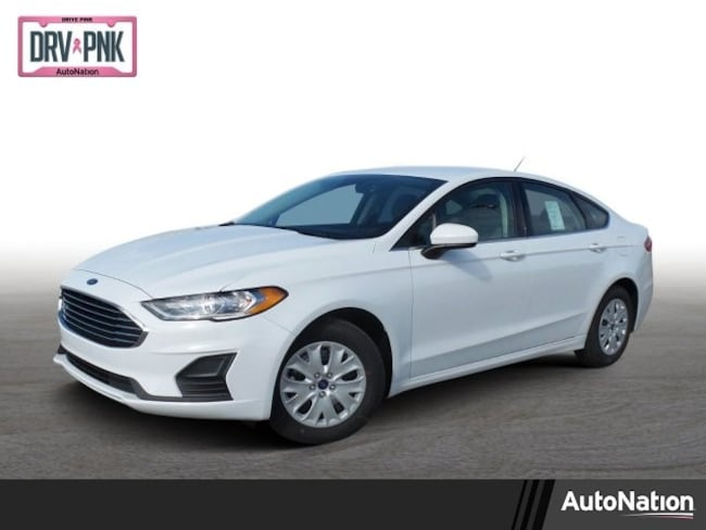 2019 Ford Fusion S 4dr Car