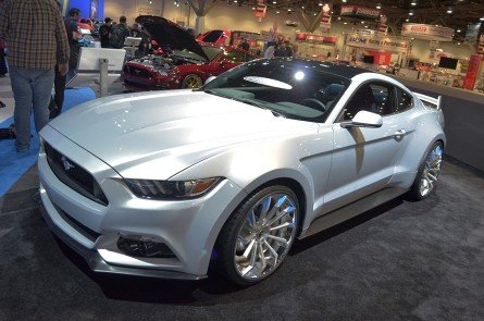 Ford at SEMA 2014 | AutoNation Ford Lincoln Wolfchase